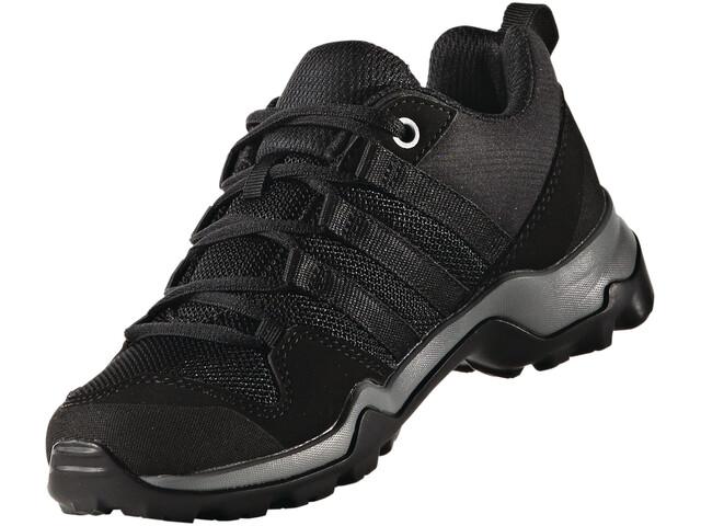 adidas TERREX AX2R Chaussures de randonnée Léger Enfant, core black/core black/vista grey
